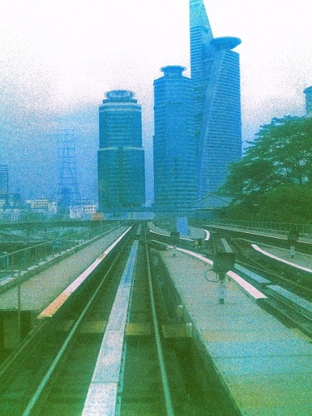 Down the LRT Line I 03