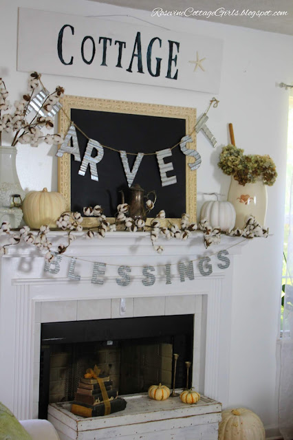 Farmhouse Decorating, Fall Decor, Cottage Style