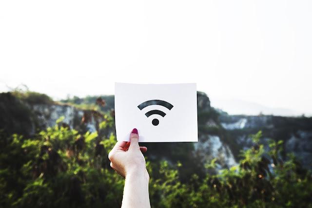 sinyal 4G di desa