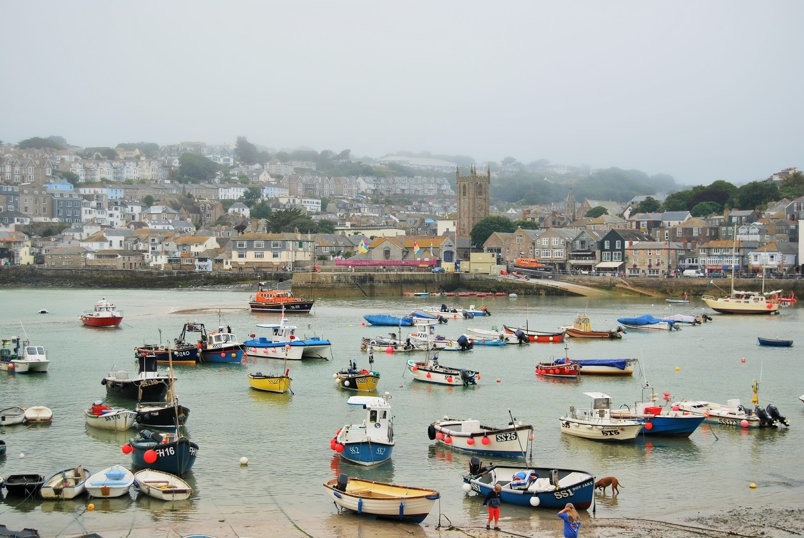 St Ives, Cornwall, photo by Modern Bric a Brac