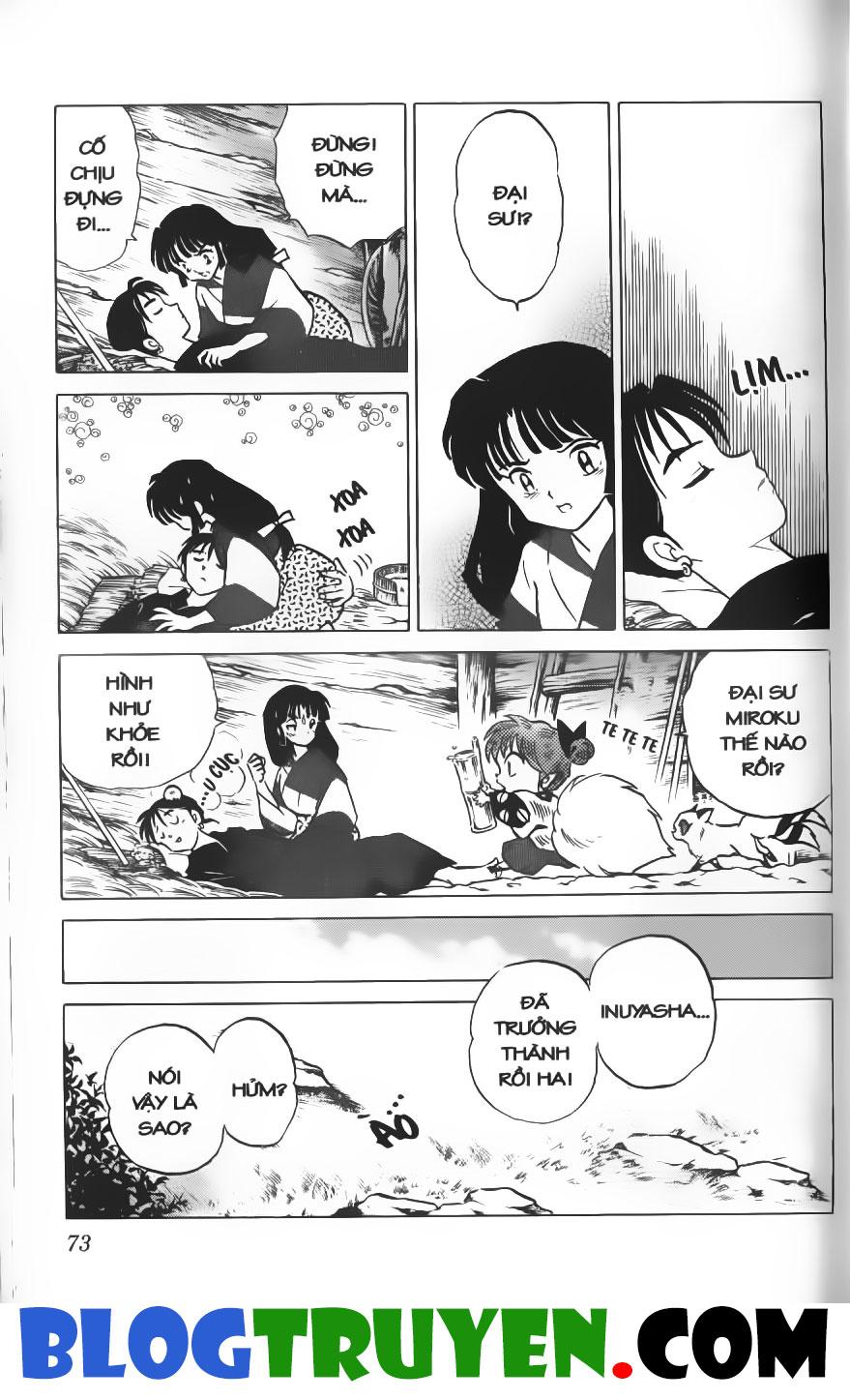 Inuyasha vol 19.4 trang 16