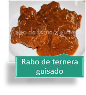 RABO DE TERNERA
