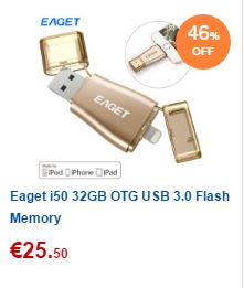 Gearbest Eaget i50 32GB OTG USB 3.0 Flash Memor