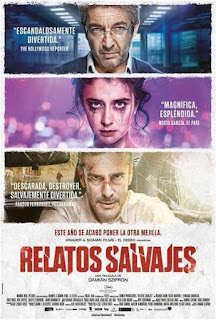 Cartel: Relatos salvajes (2014)