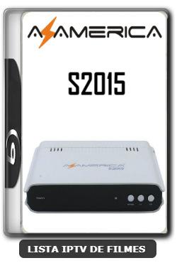 Azamerica S2015 Nova Atualização Melhorias no sistema IKS e SKS 63w V3.3.3 - 09-06-2020