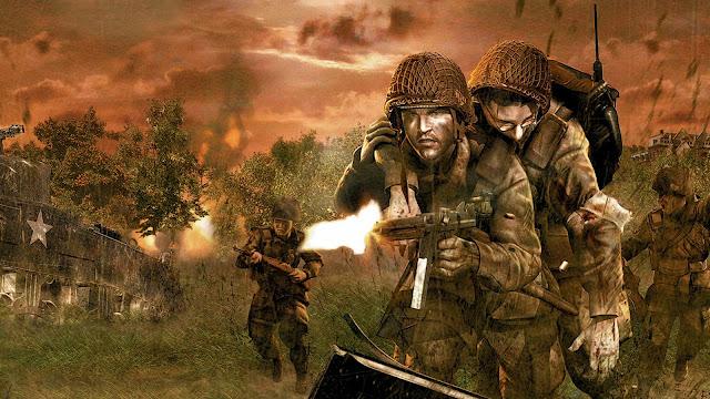 تحميل لعبة brothers in arms road to hill 30 للكمبيوتر مضغوطة