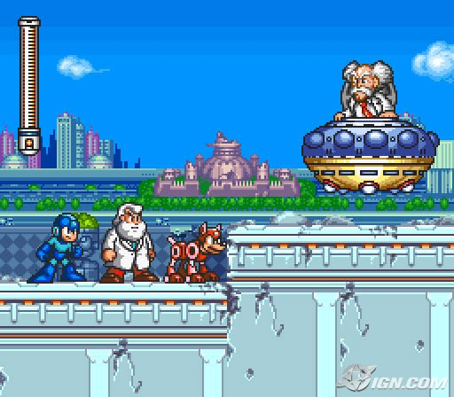 Rockman Games For Android (Free Download) Nes, Snes, Sega