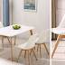 Homy Grigio Dining Chair DSW Dining Chairs Upholstered Side Chairs