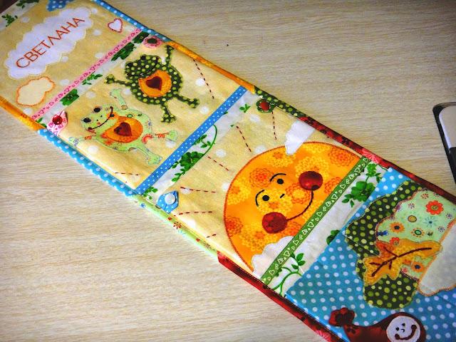 Именные кармашки на детские шкафчики - заказать по электронке oksmoroz@yandex.ru Готовность - три дня. Доставка почтой 5-10 дней или личная встреча в Твери