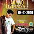 Cd (Ao Vivo) Dj Tom Mix em Breves (Alto Astral) 08/07/2016