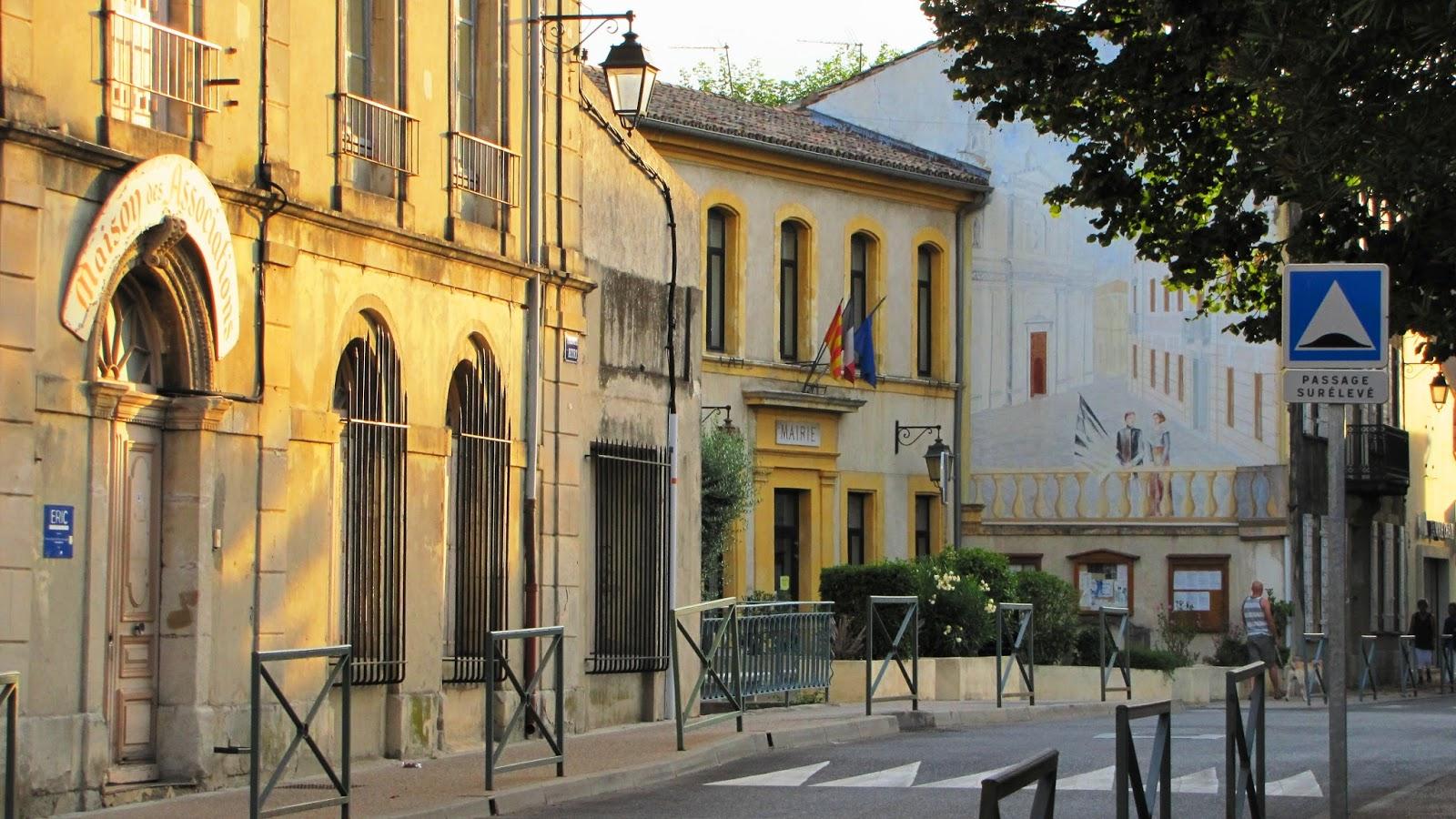 Une carte postale de dimanche 5 eygui res - Office tourisme eyguieres ...