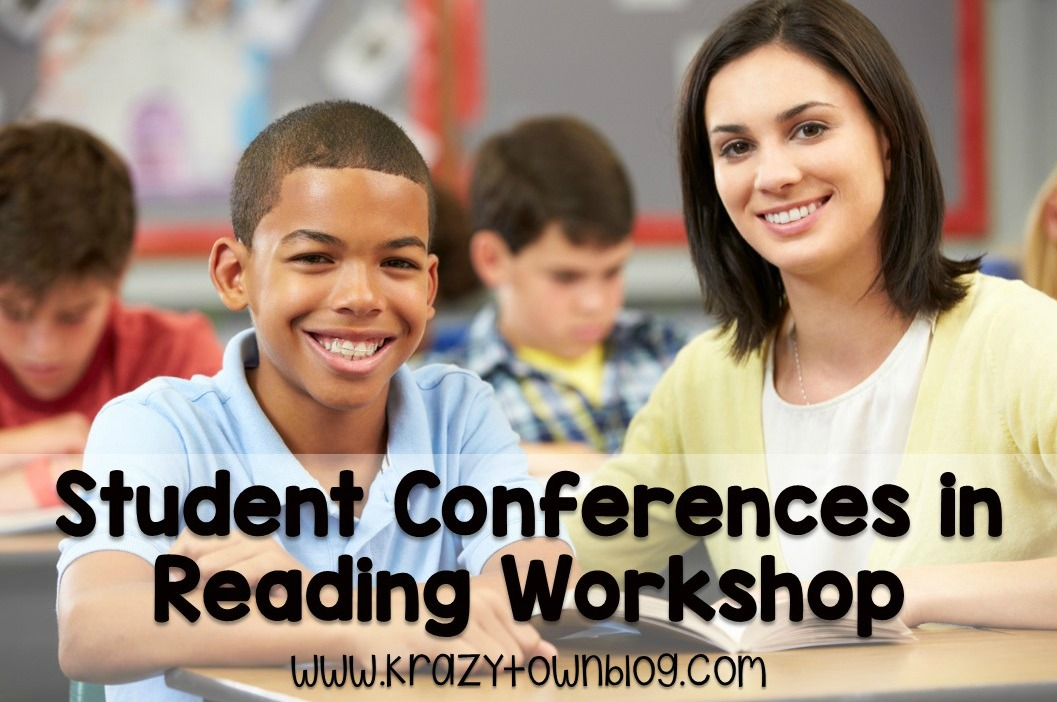 Tips and resources for conducting student conferences during reading workshop.