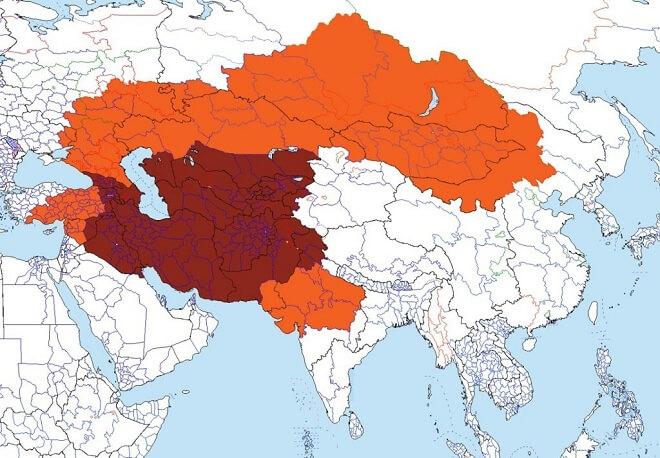 Empayar Mongol Timuriyyah