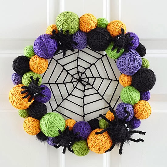 Patrones Crochet para Halloween 2013