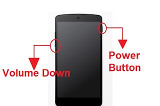 Cara Boot Ke Mode Recovery Di Smartphone LG T385