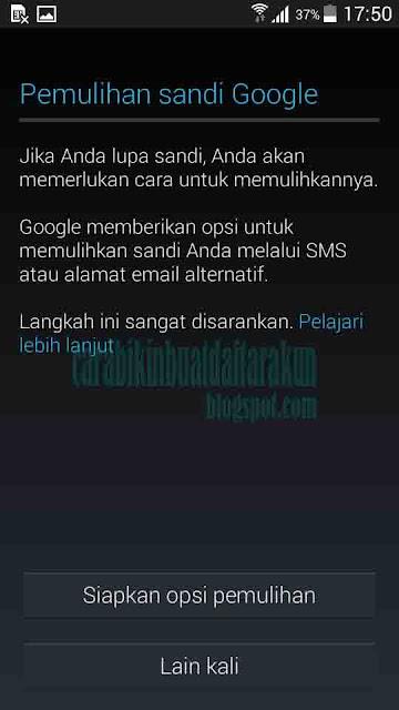 Buat Akun Gmail - Membuat Email Baru