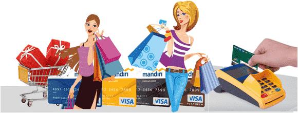bayar belanja online dengan kartu debit