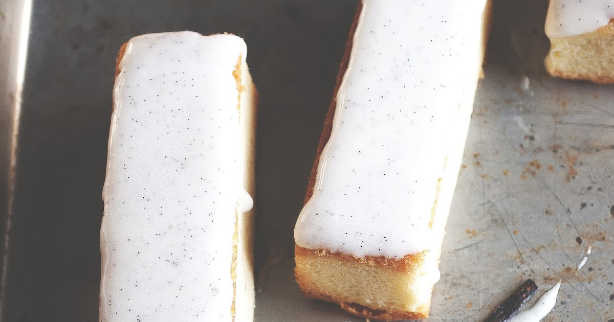 Cake infiniment vanille (una ricetta di Pierre Hermé)