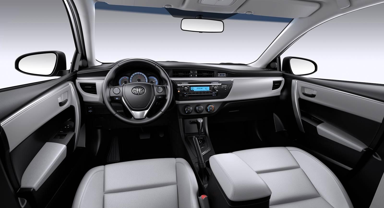 Toyota Corolla 2017 - Interior