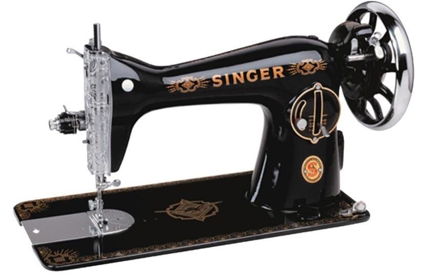 Maquina de coser singer negrita como nueva bs 190 00 en for Maquinas de coser zaragoza