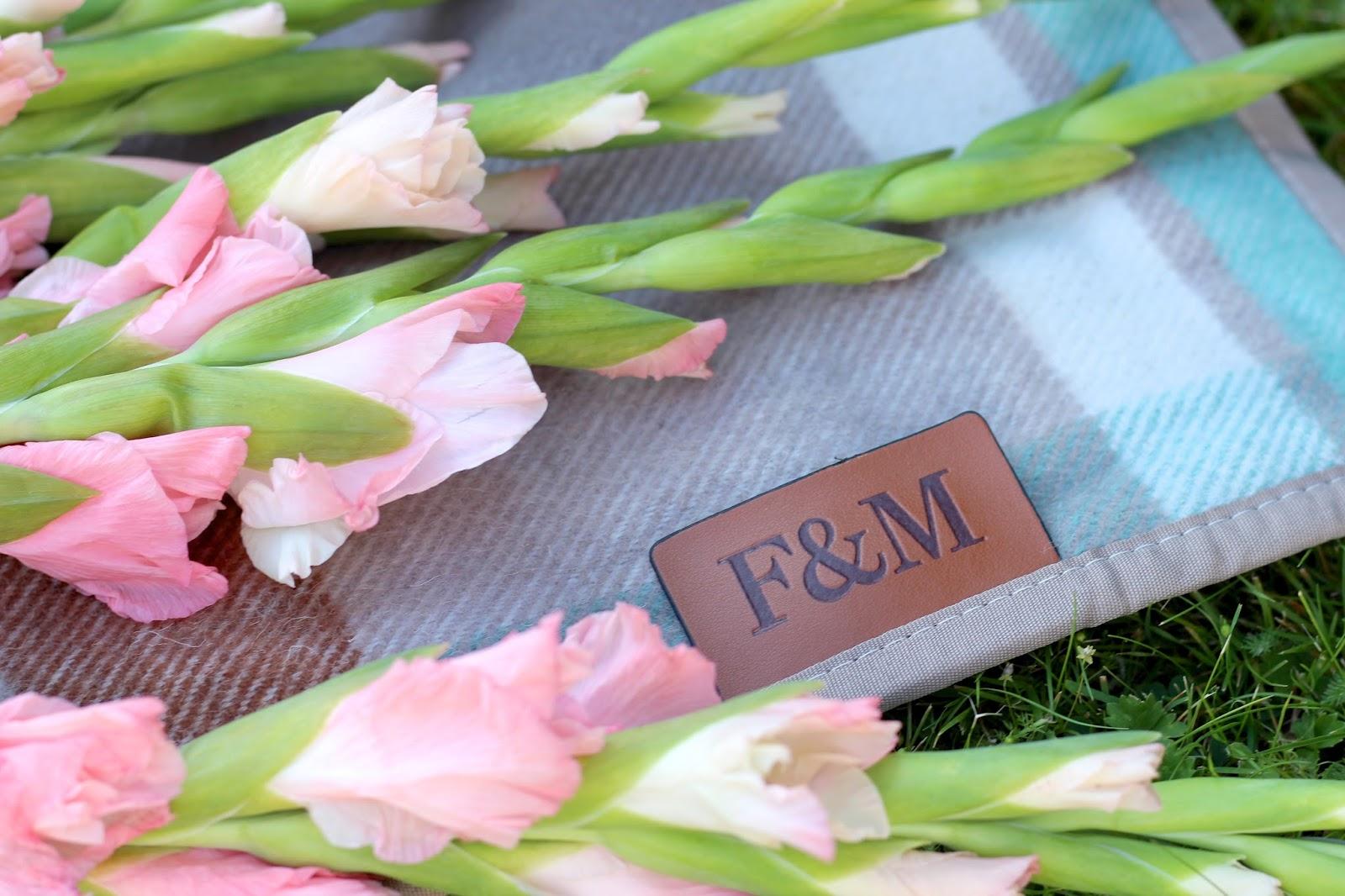 Fortnum and Mason's picnic rug