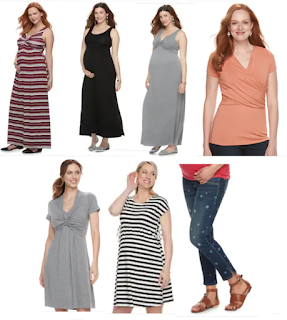 Maternity Dresses And Clothing 3 50 Free Shipping Kohl S