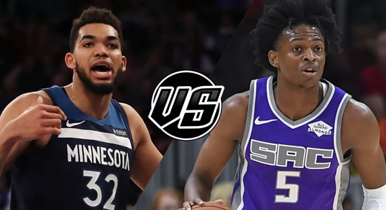 Live Streaming List: Minnesota Timberwolves vs Sacramento Kings 2018-2019 NBA Season