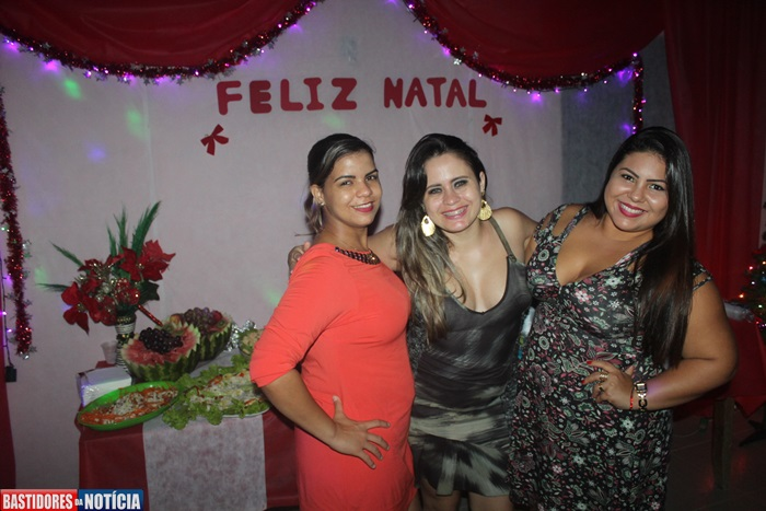 Feliz natal mulheres