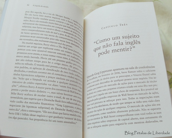 Blog literrio ptalas de liberdade livros resenhas literrias diagramao livro a jogada do sculo michael lewis fandeluxe Choice Image
