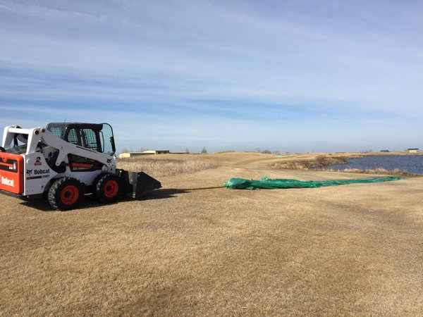 Mainprize Golf Club Turf Care Off To A Great Start
