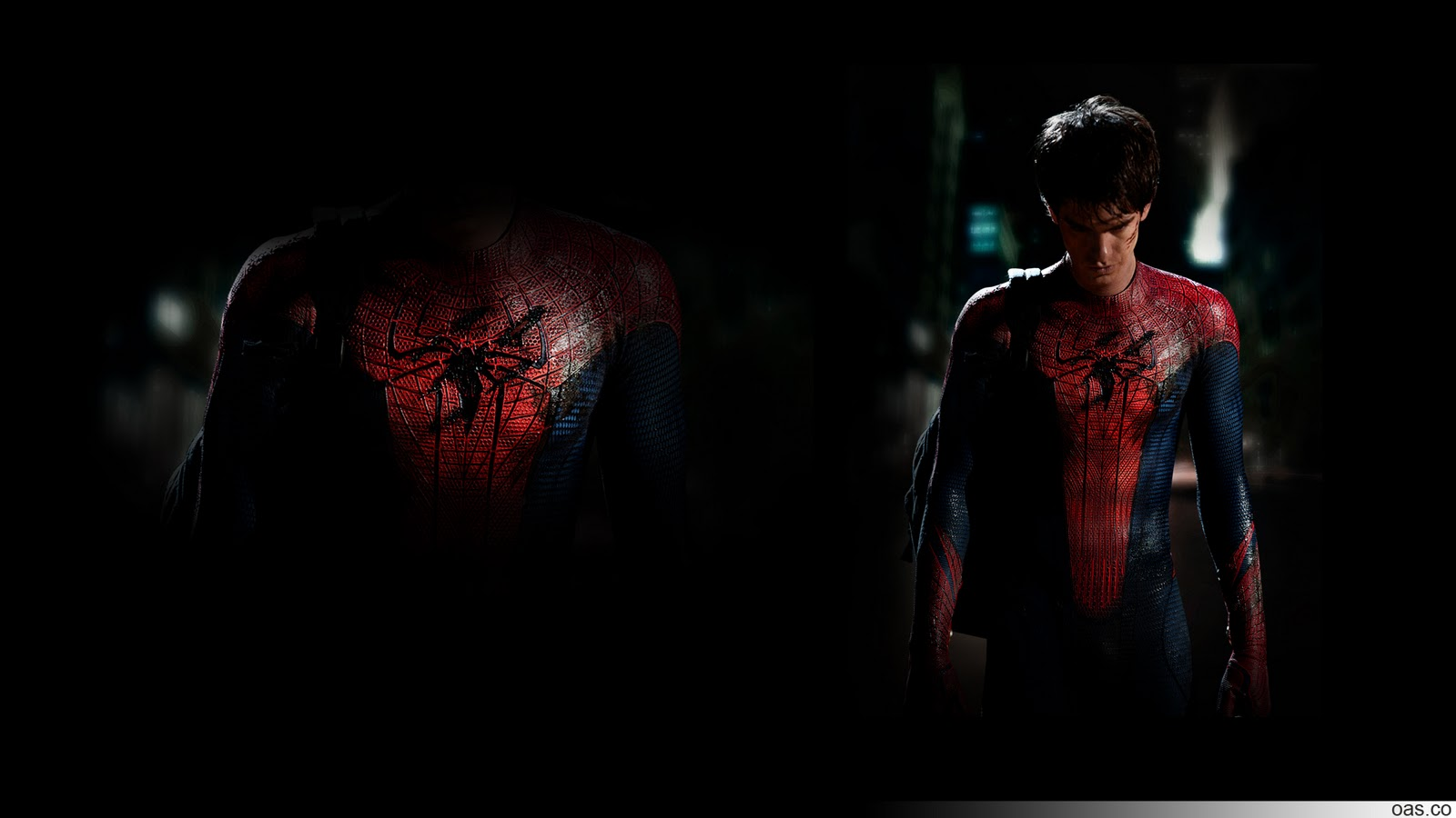 The Amazing Spider-Man (2012 Film)Hot Photos Of Actress