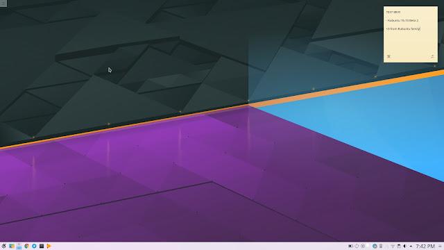 Kubuntu 16.10