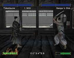 Free Download Games kengo master of bushido PS2 For PC Full Version ZGASPC