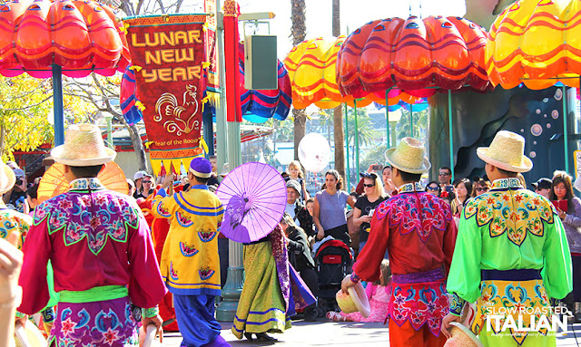 California adventure,food festival,disneyland event,seasonal celebration,chinese new year