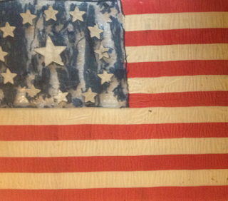 Spicer Art Conservation specializes in the conservation of historic antique flags and textiles