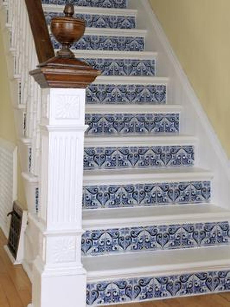 Depending On Their Placement In Your Home, Your Stairs Can Be A Prominent  Decorative Feature That Shouldnu0027t Be Overlooked. The Stair Risers Present A  Unique ...