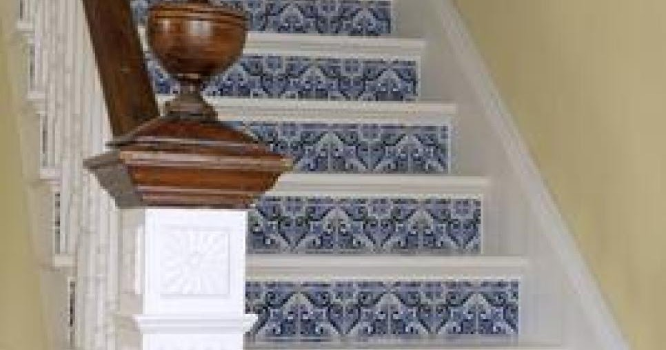 Finishing Touches Art Deco Lighting: The Finishing Touch: Decorative Stair Raisers