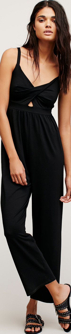Free People Peekaboo Jumpsuit.