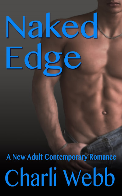New cover for Naked Edge