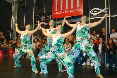 A Autoridade Espiritual no Ministério de Dança