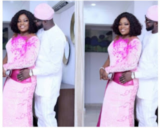 Checkout Lovely New Photos of Funke Akindele-Bello And Her Husband, JJC Skillz