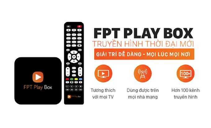 TRUYỀN HÌNH FPT Androi PlayBox 5.1 Vesion