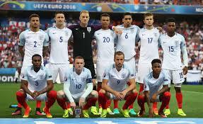 tim nasional inggris 2018