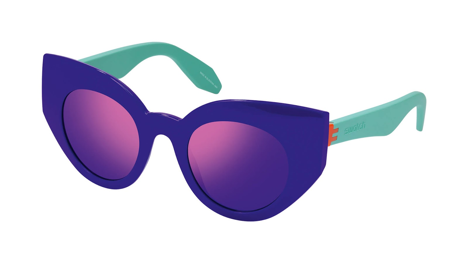 "SWATCH LAUNCHES EYE WEAR COLLECTION: ""Swatch The Eyes"""
