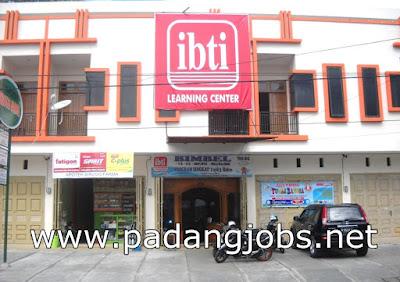 Lowongan Kerja Bukittinggi: IBTI Learning Center Mei 2018