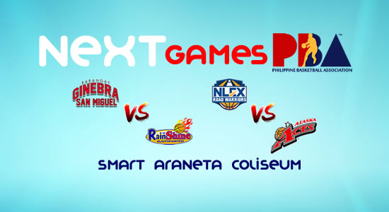 List of PBA Games: March 7 at Smart Araneta Coliseum 2017-2018 PBA Philippine Cup