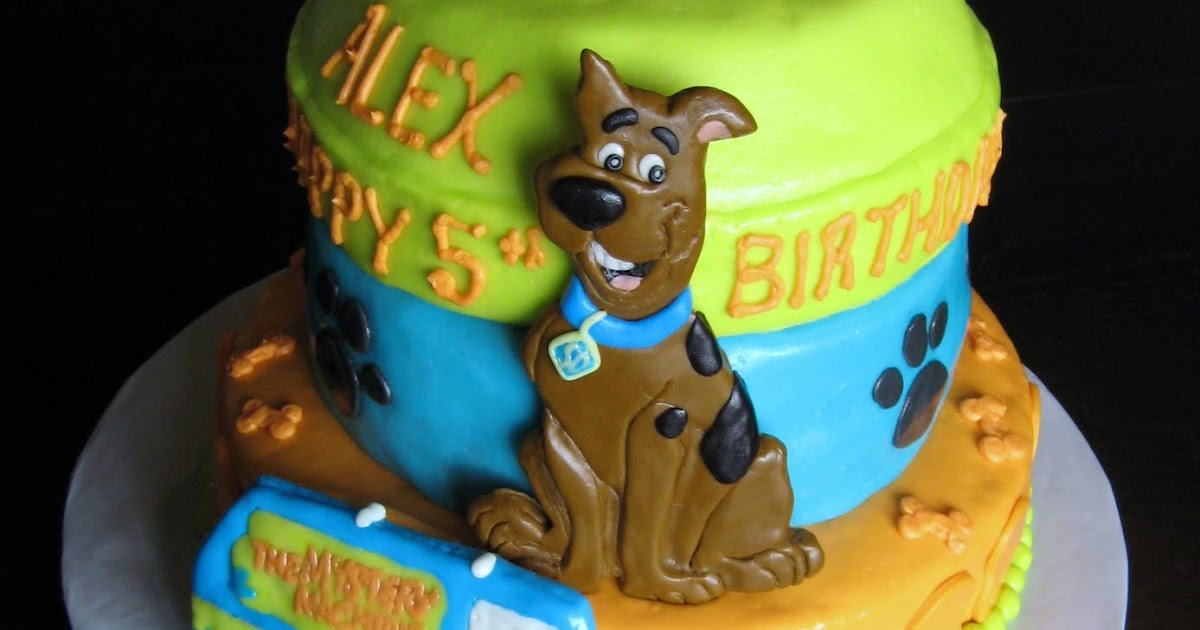 Scooby Doo Baby Shower Decorations