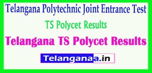 TS Polycet Results 2018 Telangana TS Polytechnic Results 2018
