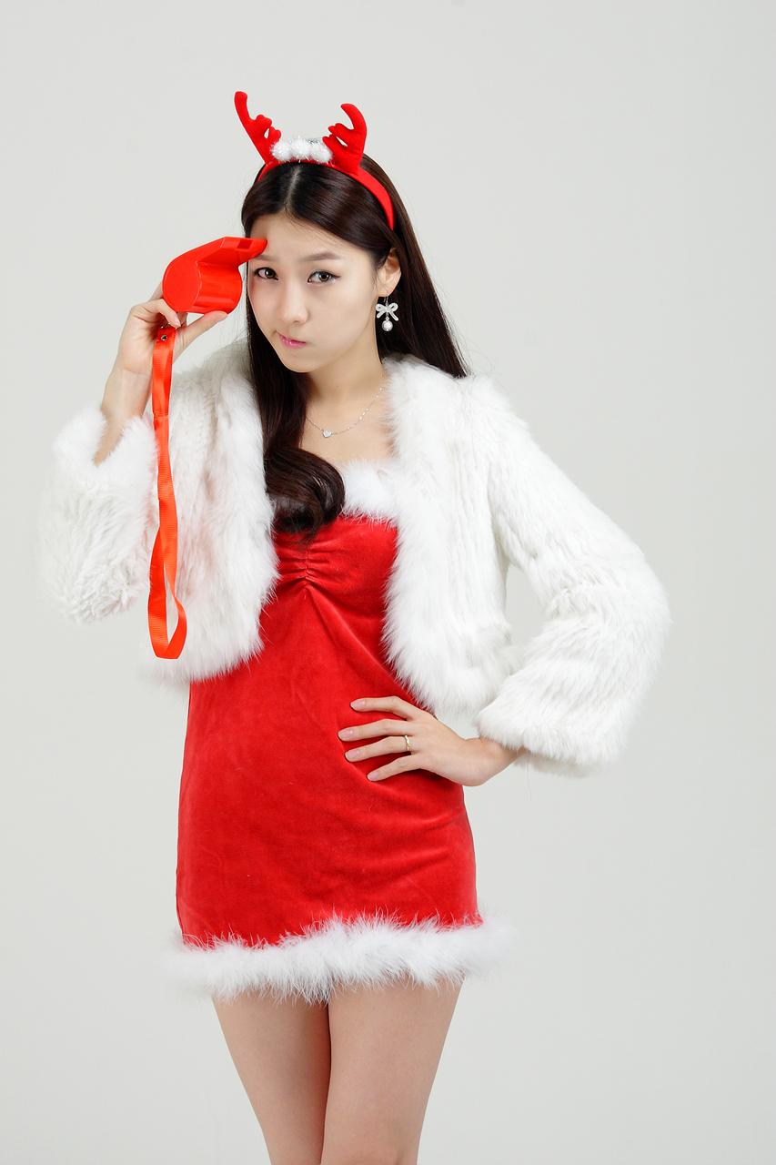 Korean Girl Go Jung Ah  Aruysuy-2306