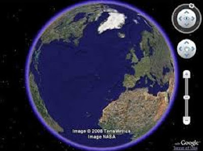 Earth Google plugin